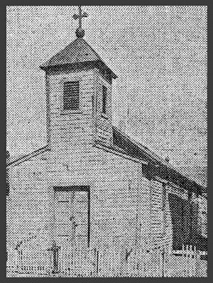 The St. George Church building at 35 N. First Street.